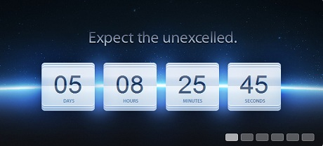 Countdown to what?