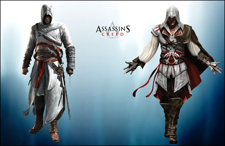 assassin s creed 1 vs assassin s creed 2 the gamesmen what role